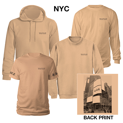 4:44 Destination NYC Bundle