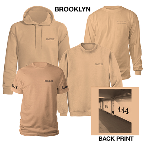 4:44 Destination Brooklyn Bundle