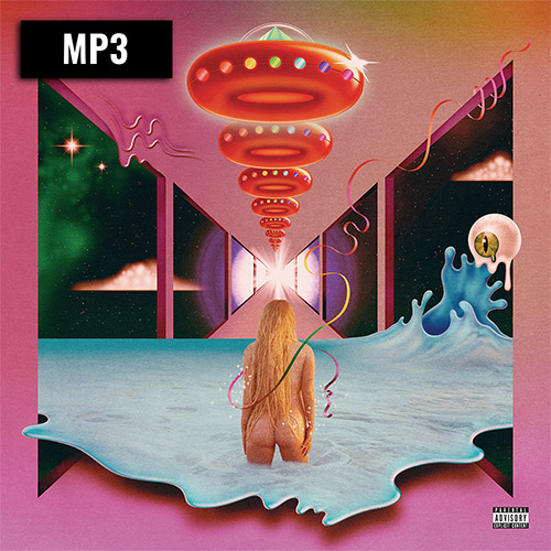Kesha 2017 Digital Audio Longplay (Explicit)