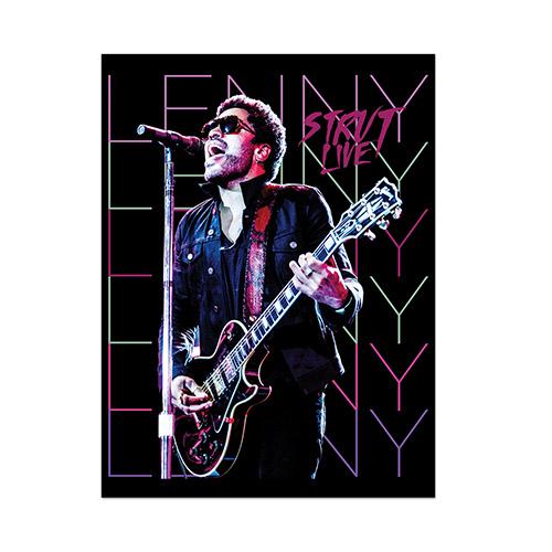 Strut Live Poster