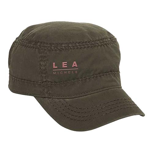 Lea Michele Logo Hat