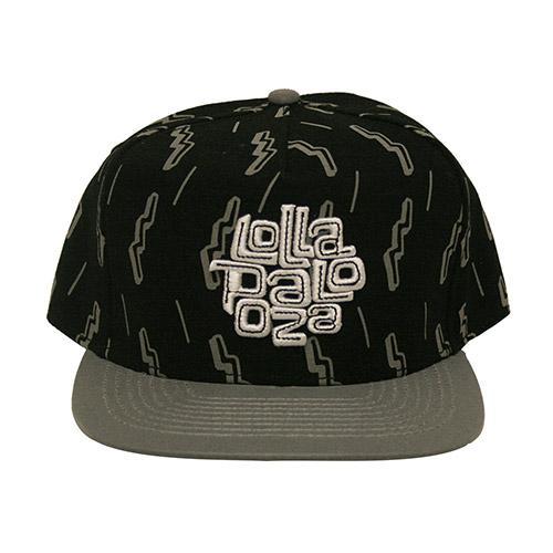 Reflective Flatbill Hat
