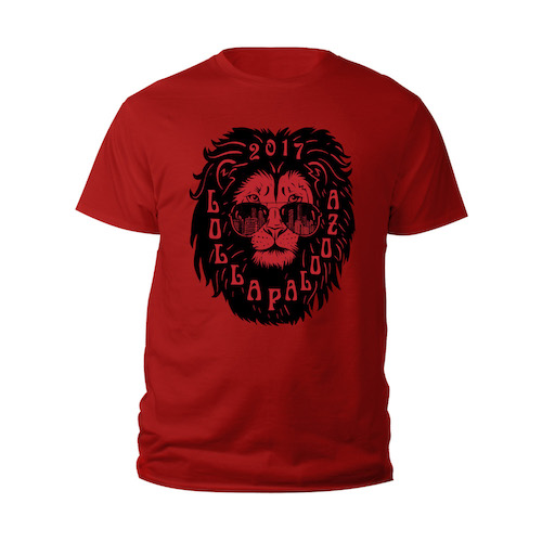 Kids Lion Tee