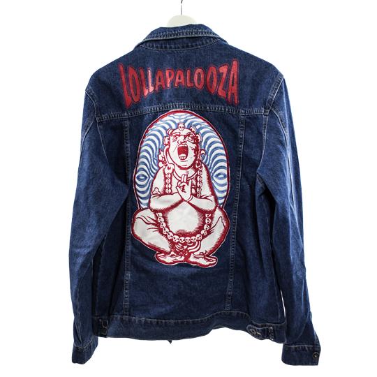 Denim Buddha Jacket