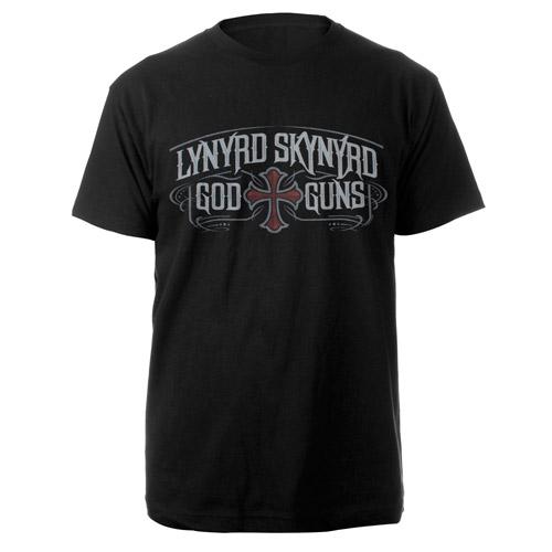 Lynyrd Skynyrd God & Guns Tee