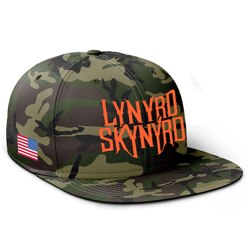 Last of the Street Survivors Camo Hat