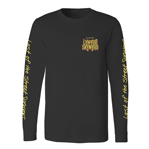 Last of the Street Survivors Long Sleeve Tee
