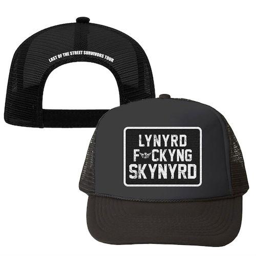 Lynyrd F*cking Skynyrd Hat