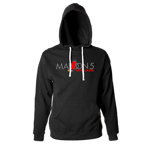 Maroon 5 Red Pill Blues Pull-over Hoody