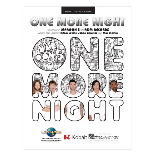 'One More Night' Sheet Music Download