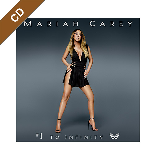 Mariah Carey: #1 To Infinity CD & Poster Offer!