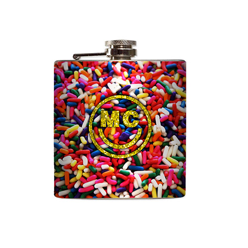 Sprinkles Flask