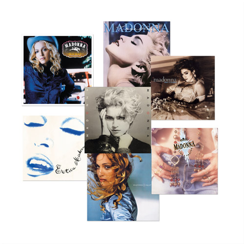 Madonna Lithograph Collector's Set. Limited Collector's Edition 1/1000