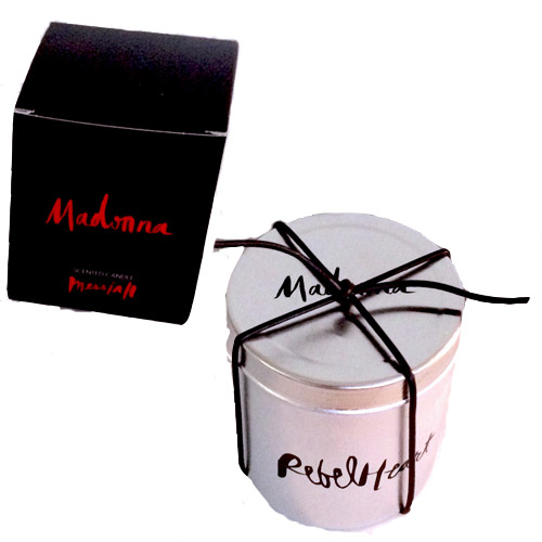 Madonna Messiah Candle