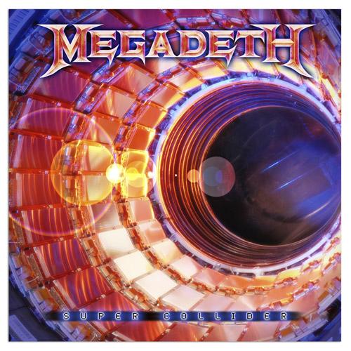 Super Collider Megadeth CD