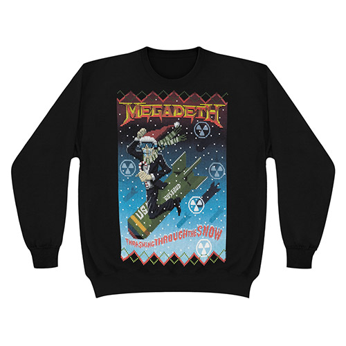 Thrashing Through the Snow Sweater
