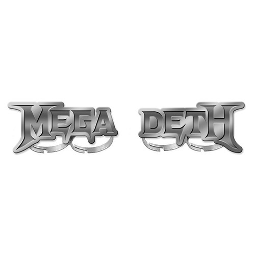 Megadeth Double Ring