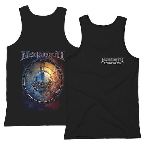 Megadeth Dystopia Vic Tank