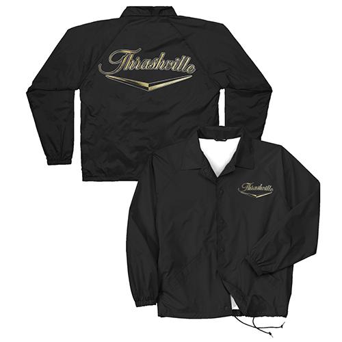 Thrashville Windbreaker