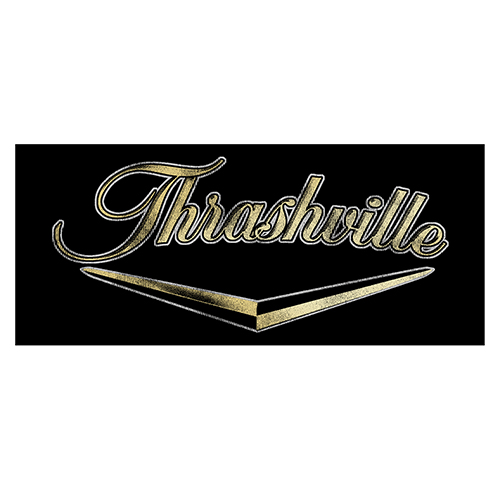 Thrashville Sticker
