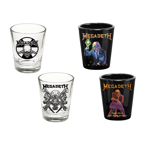 Pre-Order Shot Glass Set