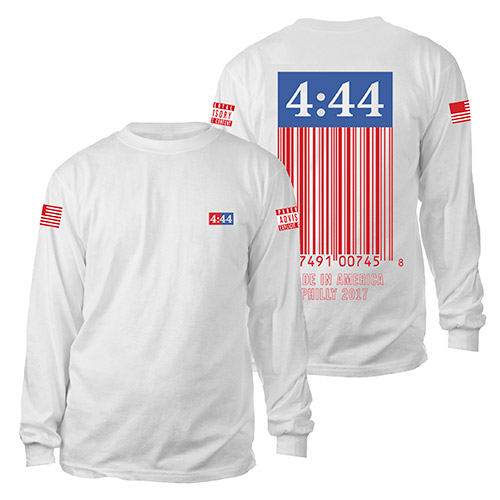 Made In America Jay-Z Festival Long Sleeve Tee