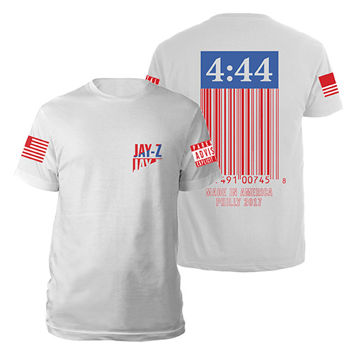 Made In America Jay-Z Tee