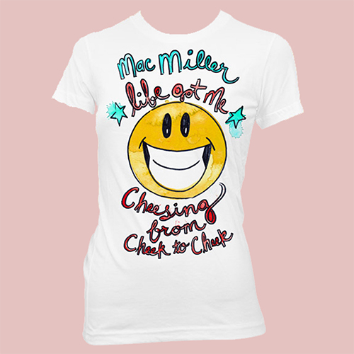 Cheesing from Cheek to Cheek Tee