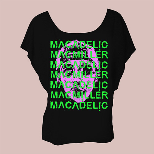 MACADELIC WOMEN'S T-SHIRT