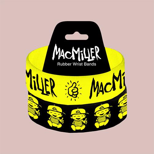 Mac Miller Wristbands