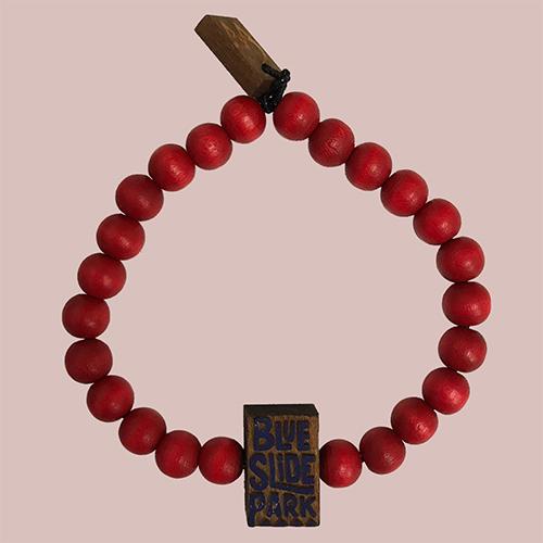 Blue Slide Park Bracelet