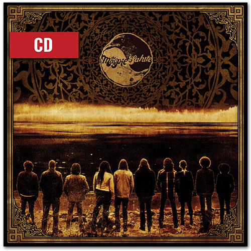 The Magpie Salute CD