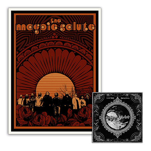 Record Store Day EP & Screen Print Bundle