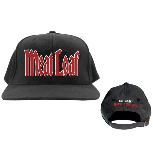 Meatloaf Logo BB Cap