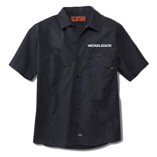 Nickelback Dickie's Workshirt