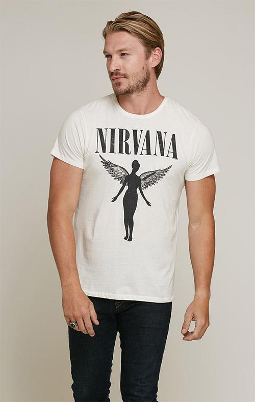 Nirvana Short Sleeve Tee