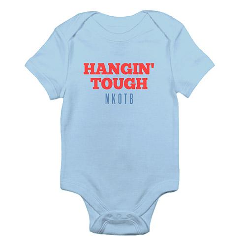 Hangin Tough Baby onesie