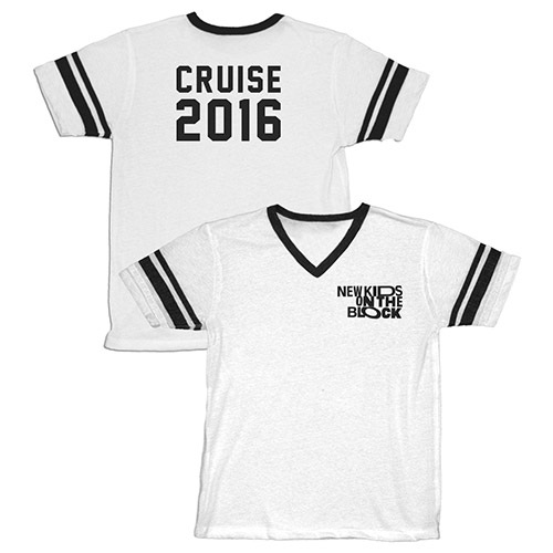 NKOTB Cruise 2016 Performance Tee