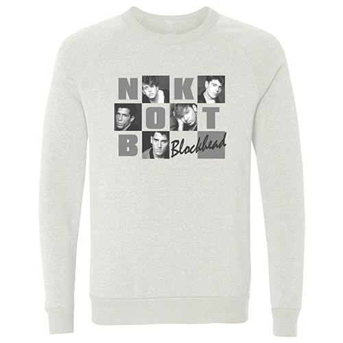 NKOTB Blockhead Sweatshirt