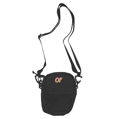 OF LOGO CROSS BODY SHOULDER BAG