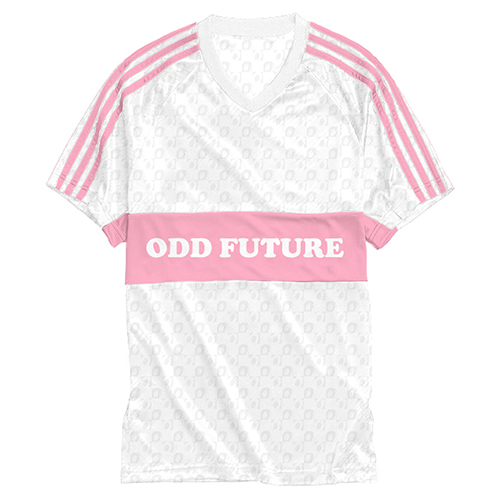 ODD FUTURE SOCCER JERSEY