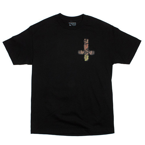 MELLOWHYPE 65 BLACK TEE