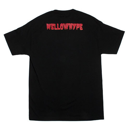 MELLOWHYPE CREEP BLACK TEE