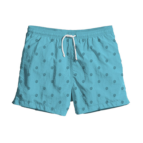 ALLOVER DONUT SWIMTRUNKS