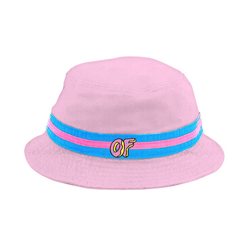 OF LOGO BUCKET HAT