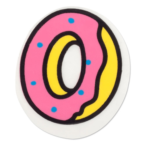 DONUT O STICKER