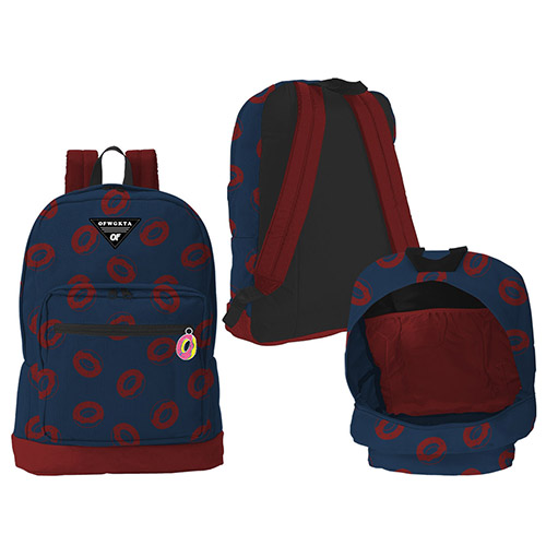 ALLOVER DONUTS BACKPACK