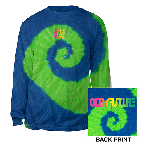 NEON BREEZE LONG SLEEVE TEE