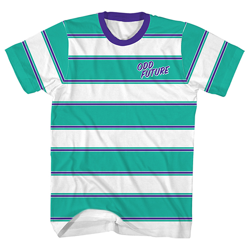 ODD FUTURE STRIPE TEE