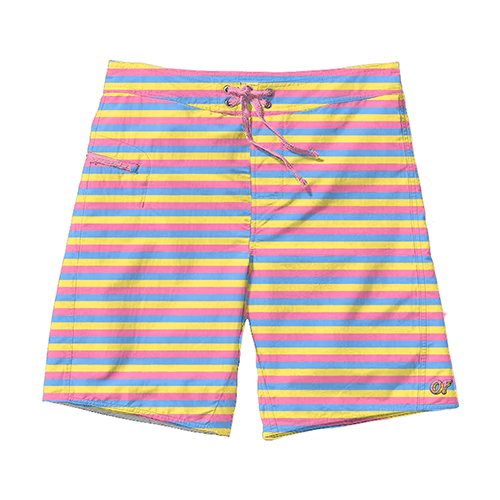 OF LOGO BOARD SHORTS